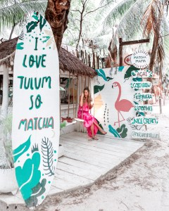 Tulum Food and Drink Guide