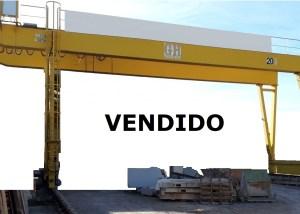 VENDIDO - Pórtico-20-Tn-16m3