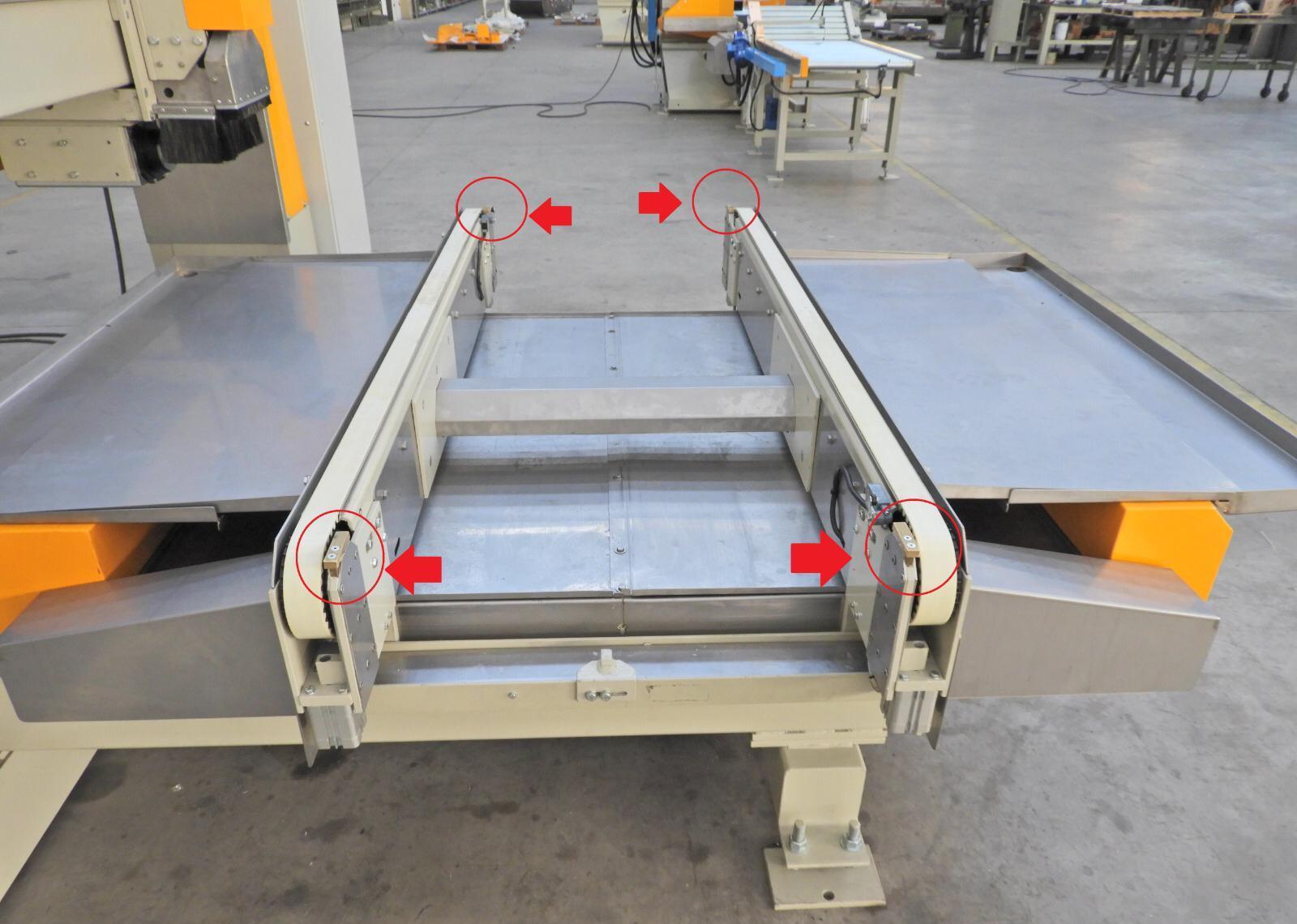 Máquina para revestimiento de fachadas KERF-1000-3
