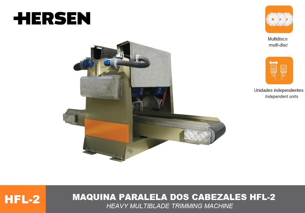 Máquina paralela HFL-2 foto principal