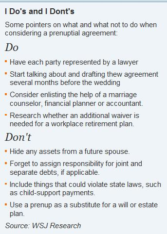 Baby Boomers Increasingly Using Prenuptial Agreements Herston On
