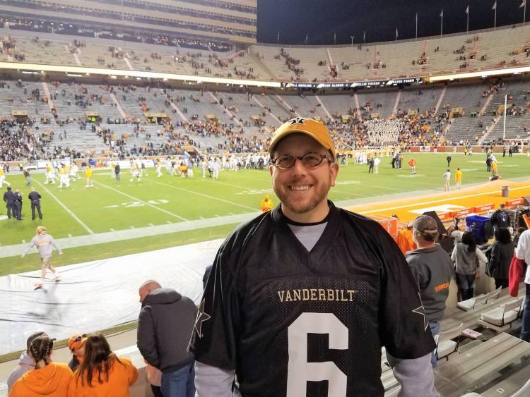 Vanderbilt beats Tennessee