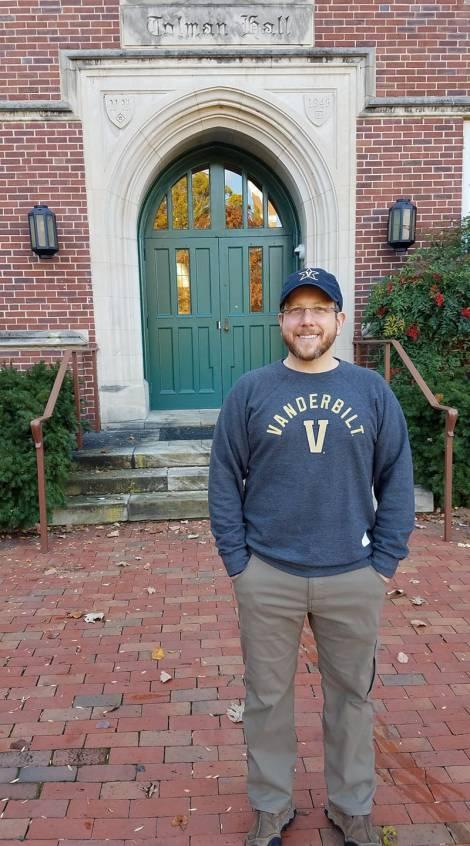 Tolman Hall at Vanderbilt