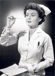 old nurse