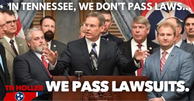 Tennessee lawsuits