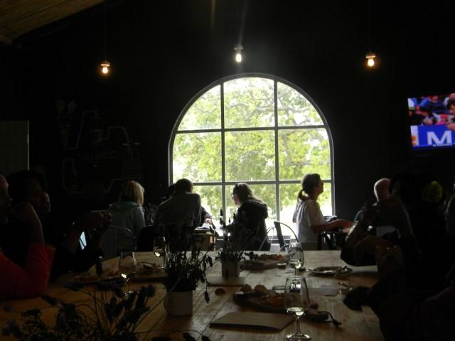 L'Avinir Wine Tasting cellar