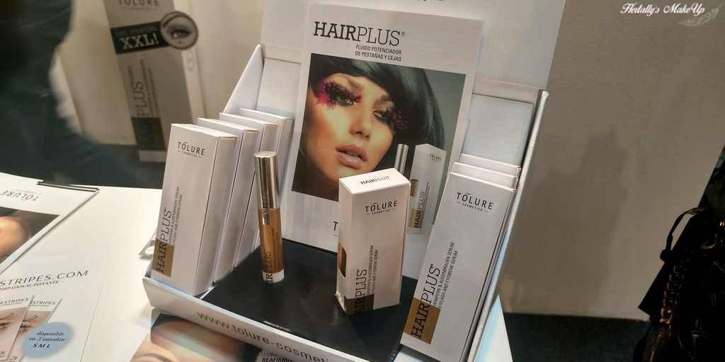 Cosmobeauty BCN 2018 hairplus tolure faceangel