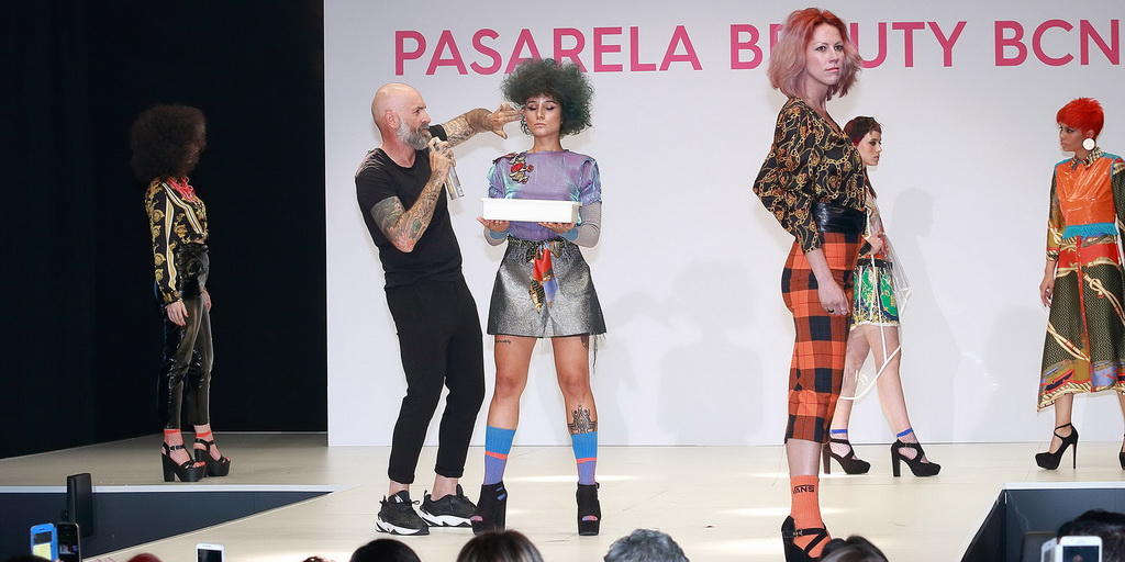 Cosmobeauty 2019 barcelona feria evento belleza wella
