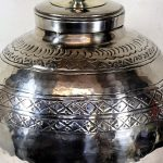 Hammered Metal Table Lamps The Joy Of Ethnic Table Lamps Hertfordshire Lighting And Design