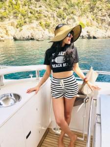 Sailing In Stripe - Rupika Chopra