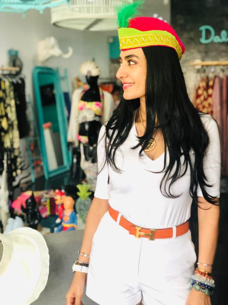 Qawwali Hat - Rupika Chopra