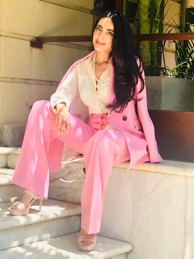 Power Up in Suits - Rupika Chopra