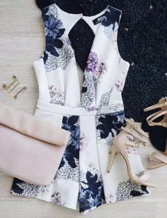 date night summer outfit hertrack.com