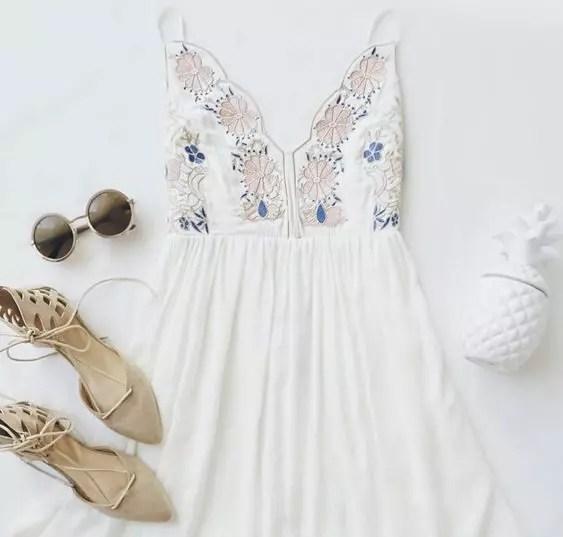lulus summer dress hertrack.com