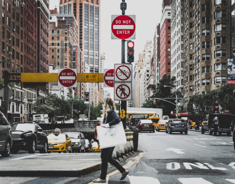 What Happened When I Moved to New York City Without a Plan
