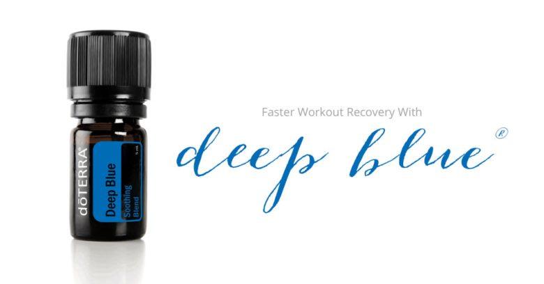 Essential Oils Deep Blue