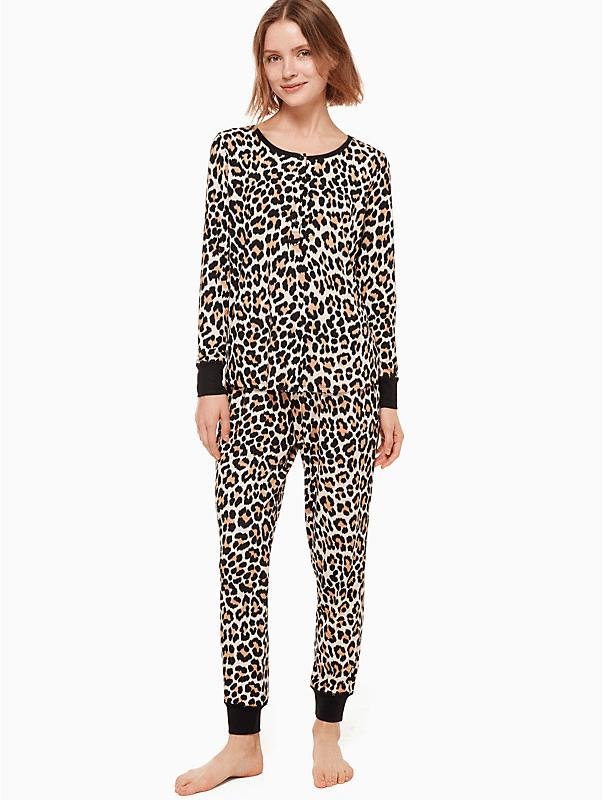 Leopard Jammies