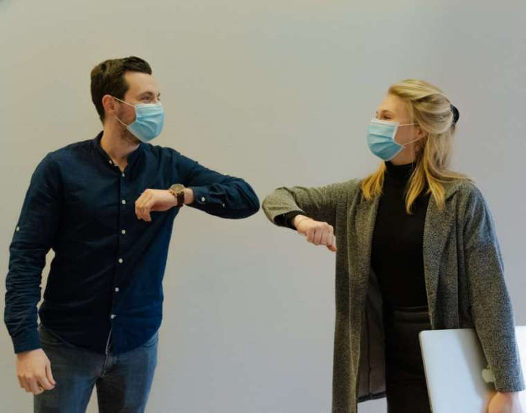 How Meeting a Stranger Cured My Pandemic Hopelessness