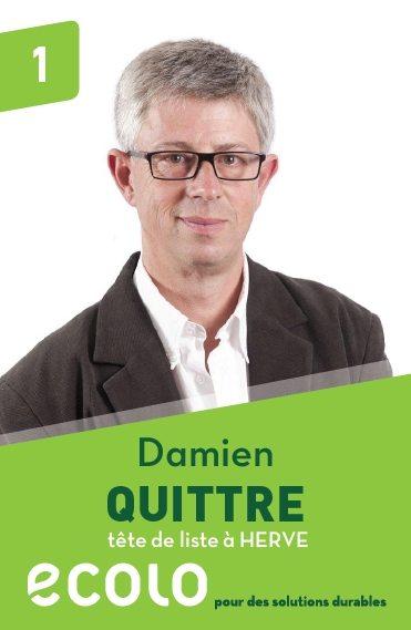 1 : Damien Quittre