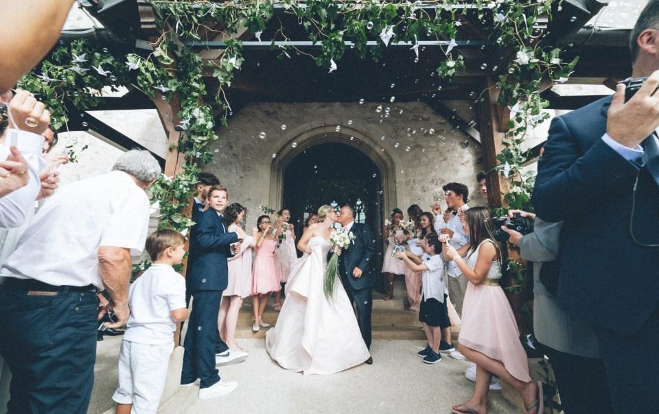 mariage dans l'Aube