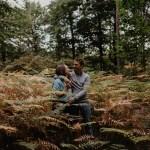 Une séance engagement sur la montagne de Reims | Mathilde & Nicolas