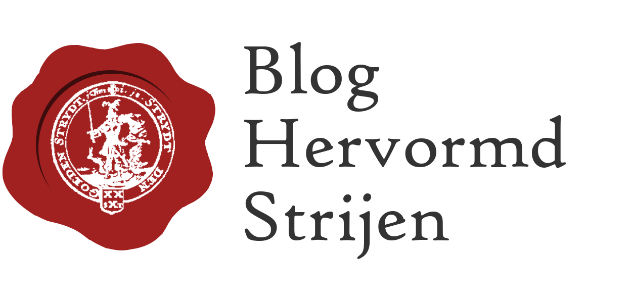 Blog Hervormd Strijen