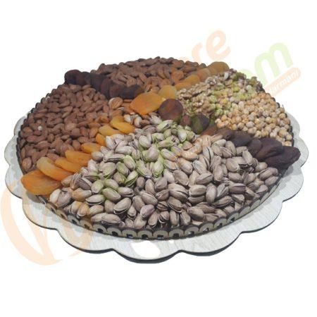 Bol Çerez Hediyelik Kayısı Tabağı 1,5 Kg