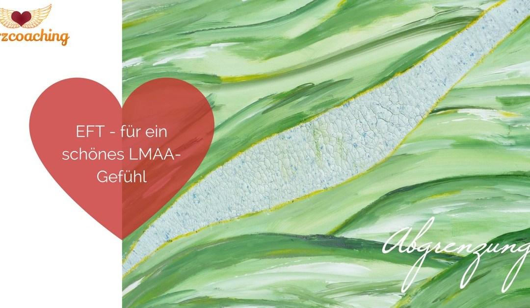 Abgrenzung mit Meridianklopfen – für ein schönes LMAA-Gefühl