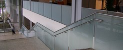 Glass-Handrail-Providence-Everett-Medical-Center