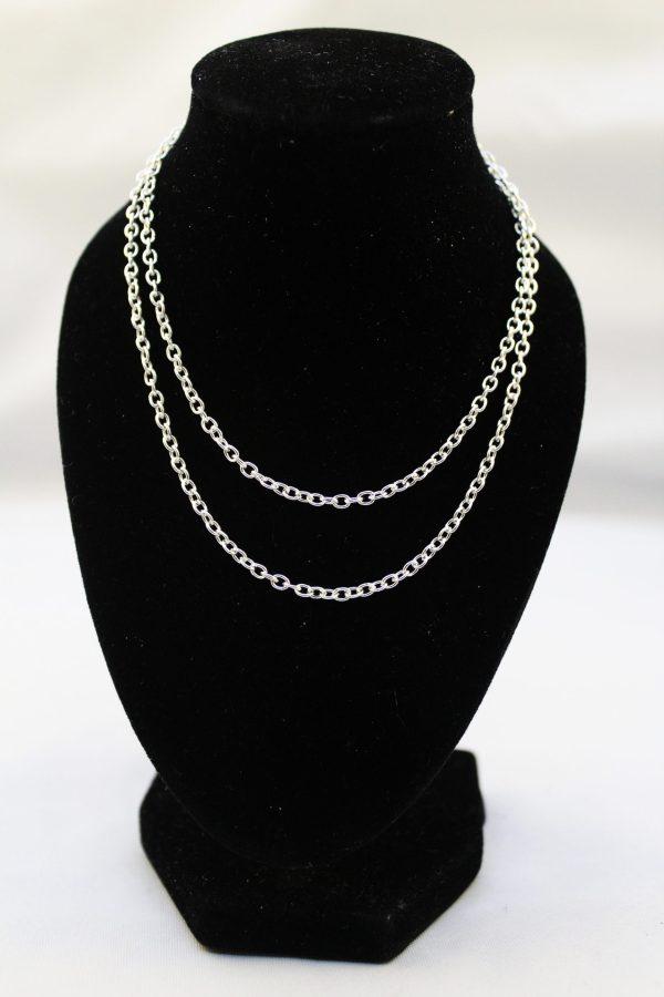 Ankerkette Silber