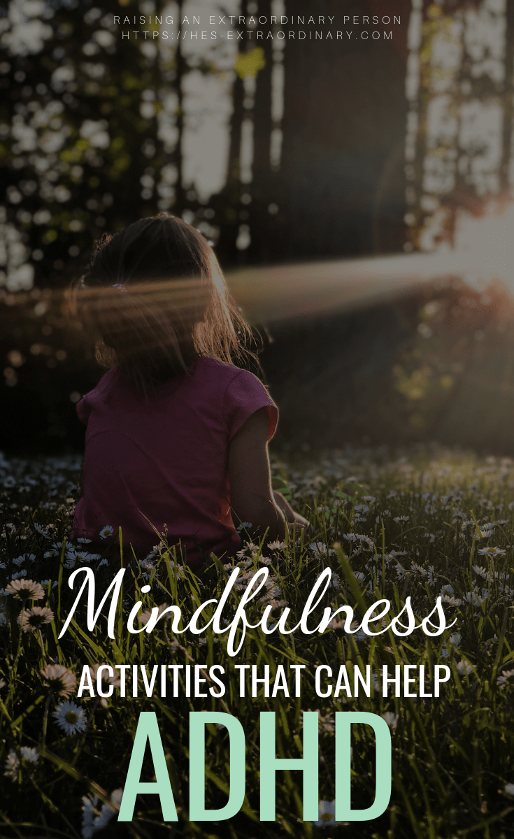 Mindfulness Activities for Children with ADHD - #Mindfulness #ADHDKids #ADHDActivities #FocusActivities #MindfulParenting #MindfulnessActivities #ClassroomIdeas #ADHDParenting