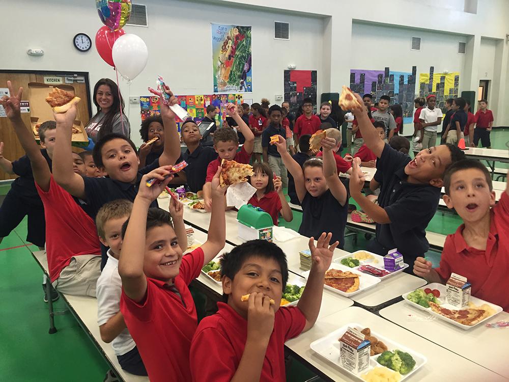 Heritage Elementary Lunch Menu