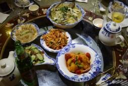 Pekin style food
