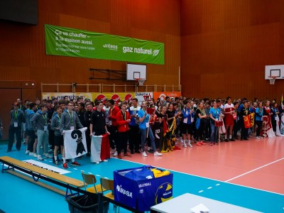 Volley Final Four 2018 Opening Ceremony