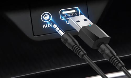Aux cord for iPhone driving