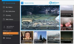 REALNETWORKS, INC. REALPLAYER CLOUD