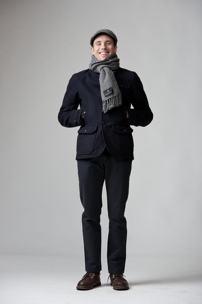 One Look, One Year - He Spoke Style