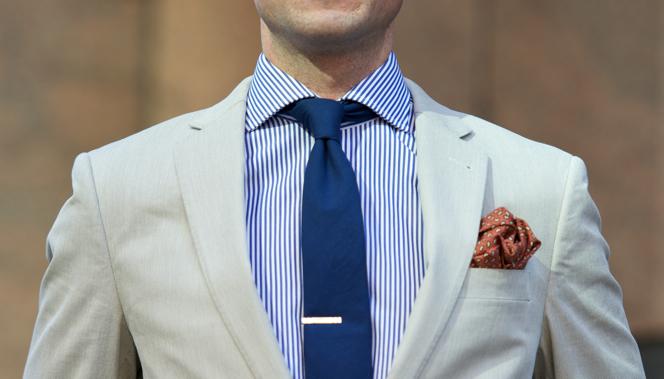 Shirting by Hugh & Crye - He Spoke Style
