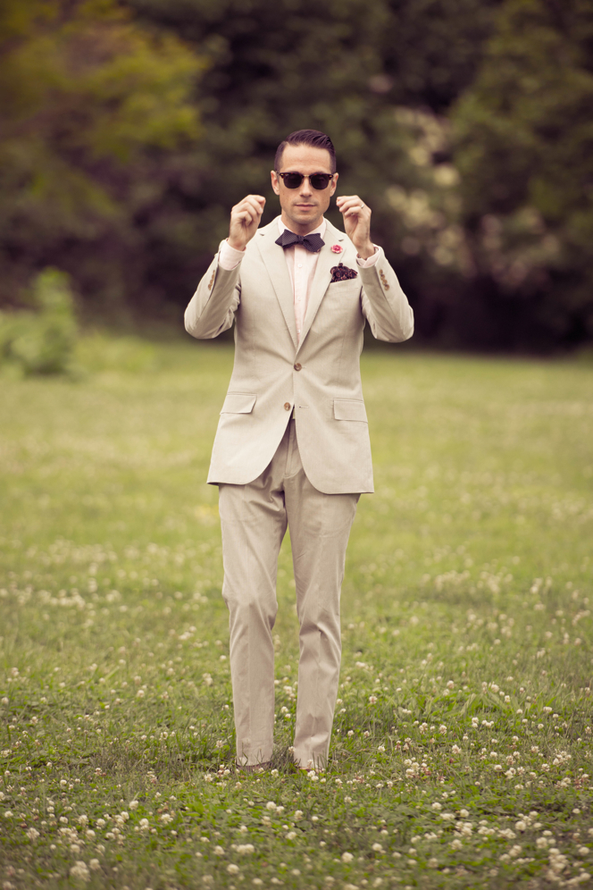 How To Dress for a Summer Wedding: Garden Edition - He Spoke Style
