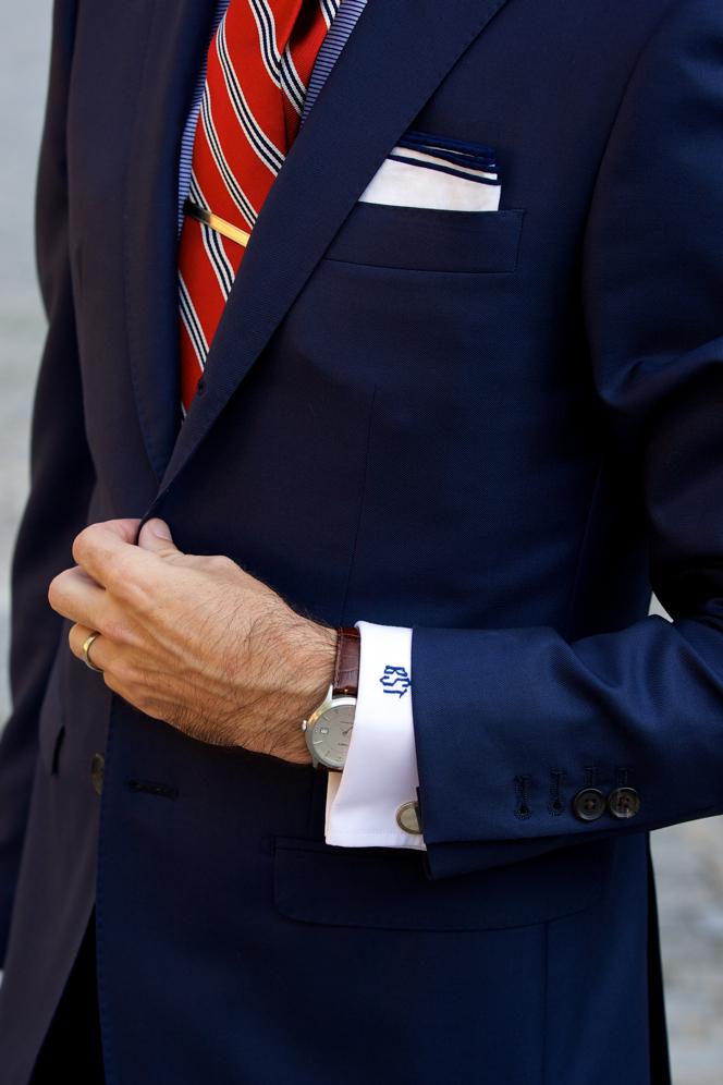 Power Suit - He Spoke Style