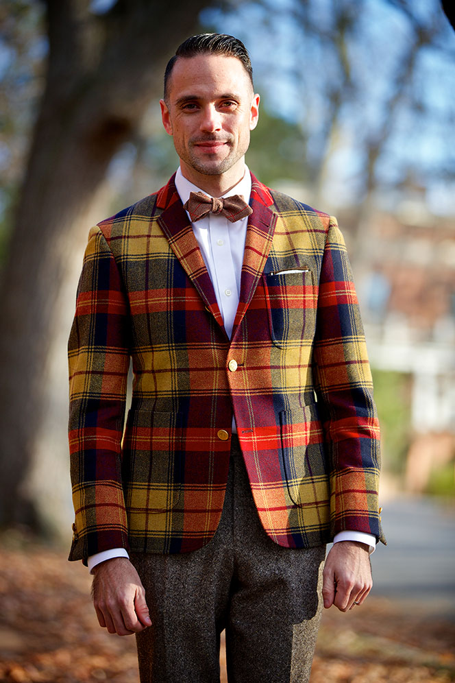 What To Wear To a Holiday Party, Part 2 - He Spoke Style