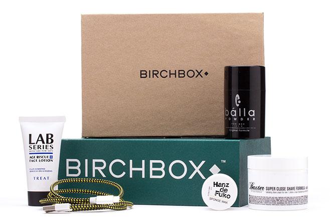 Birchbox for Men - He Spoke Style