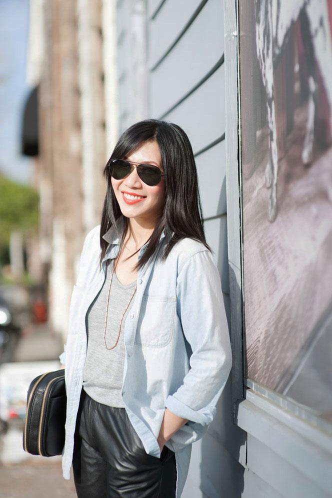 Jeanne Chan from Shop Sweet Things - He Spoke Style