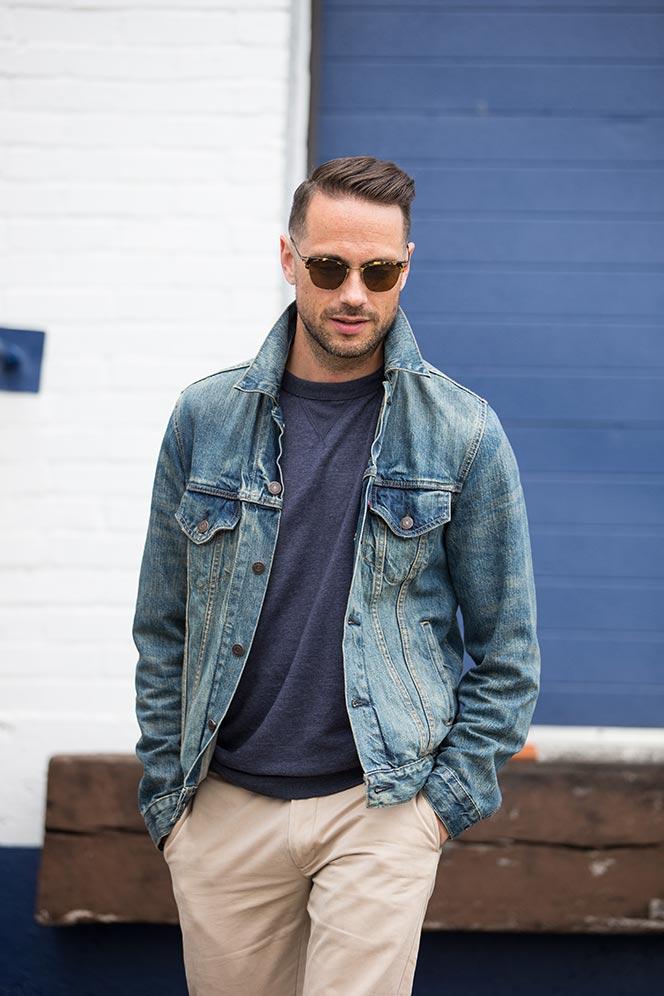 Weekend Style Basics - He Spoke Style