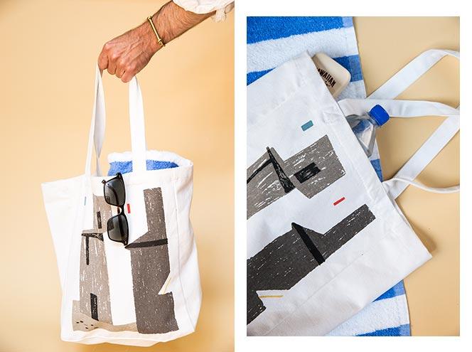 Armani Exchange Beach Bag - He Spoke Style