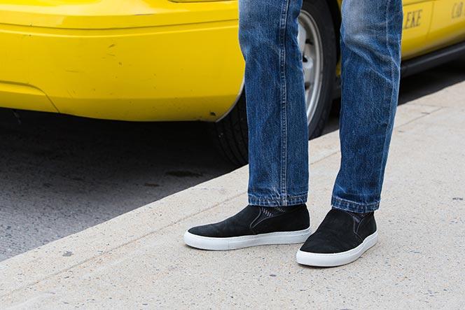 Axel Arigato Slip On Sneakers - He Spoke Style