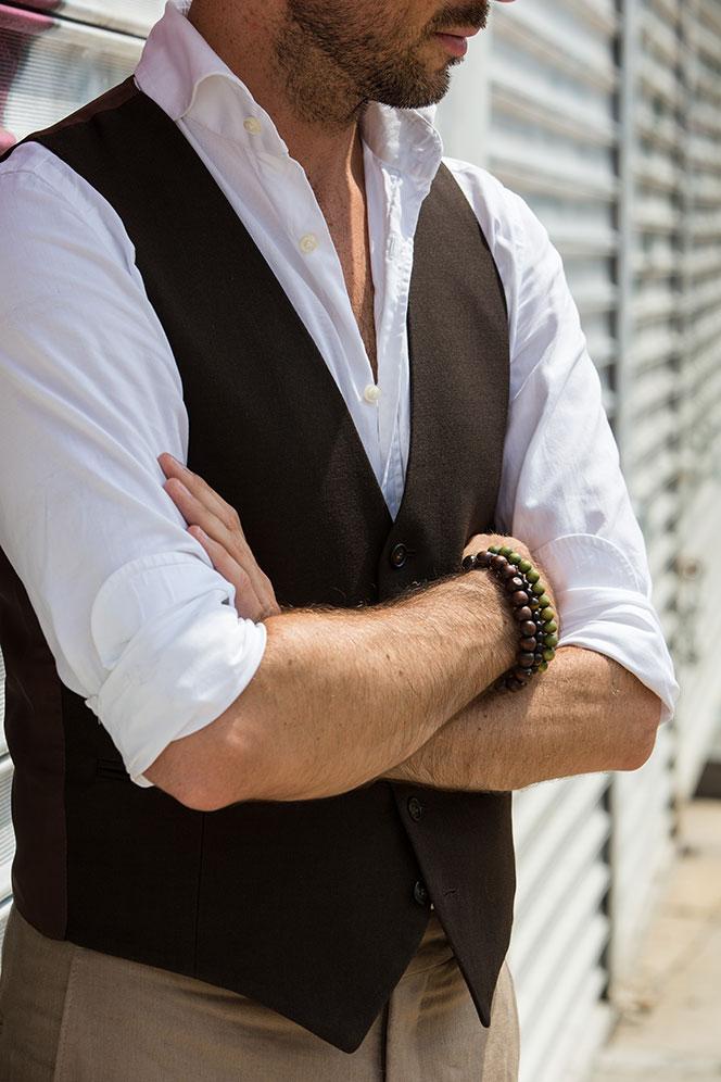 Vintage YSL Waistcoat - He Spoke Style