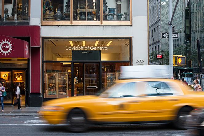 Davidoff of Geneva Madison Avenue New York City - He Spoke Style