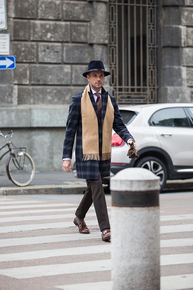 how to dress like an italian gentleman