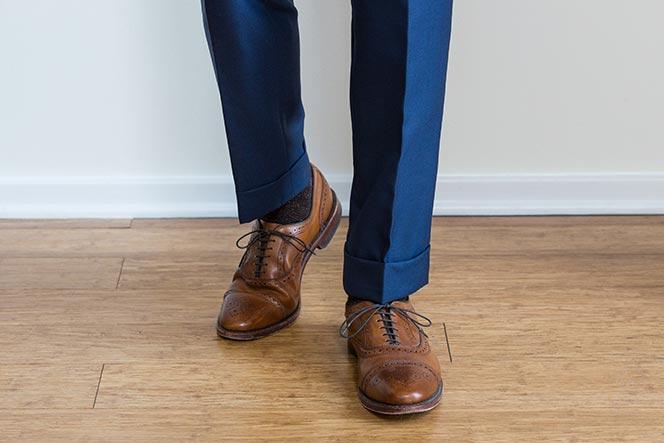 proper break in pants pant length no break